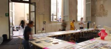 Usi temporanei nell'ex-Ospedale dei Bastardini (Bologna Design Week)