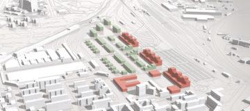 Piano Particolareggiato ex scalo ferroviario Ravone, Bologna